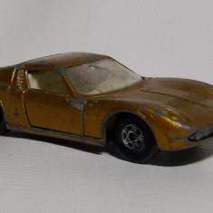 Lamborghini Miura - Matchbox - Macheta auto, 1:72