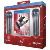 The Voice cu 2 microfoane PS4 - Modem 3G