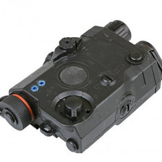 Cutie acumulator AN/PEQ 15 cu laser FMA Negru - Luneta vanatoare