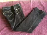 Pantaloni dama GUESS, mas. 33, Lungi, Bleumarin, Guess by Marciano