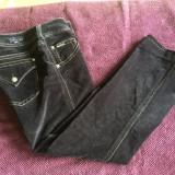 Pantaloni dama Guess by Marciano GUESS, mas. 33, Culoare: Bleumarin, Lungi, Bumbac
