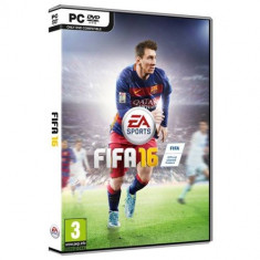 FIFA 16 PC - Jocuri PC Electronic Arts, Sporturi, 3+, Single player