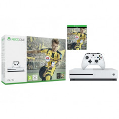 Consola Xbox One Microsoft S 1 TB + FIFA 17 (Cod Download) + 1 luna acces EA