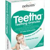 Teetha- Granule homeopatice, durere dinti, gingii pt bebelusi.