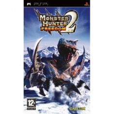 Monster Hunter Freedom 2 PSP - Jocuri PSP, Actiune, Multiplayer