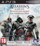 Assassin's Creed The American Saga Collection PS3, Actiune, 18+