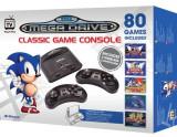Consola Sega Mega Drive Classic Game + 80 jocuri + 2 controllere, Console Sega