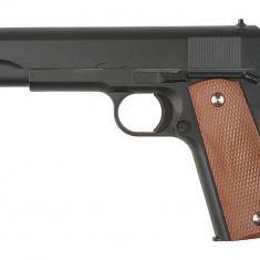 Replica Colt 1911 Galaxy arma airsoft pusca pistol aer comprimat sniper shotgun