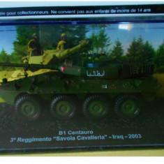Macheta tanc B1 Centauro - Iraq - 2003 scara 1:72