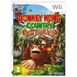Donkey Kong Country Returns Wii - Jocuri WII