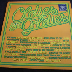 Various - Oldies But Goldies _ vinyl, LP, compilatie _ rock&roll, soft rock - Muzica Rock & Roll Altele, VINIL