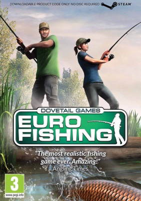 Euro Fishing PC foto