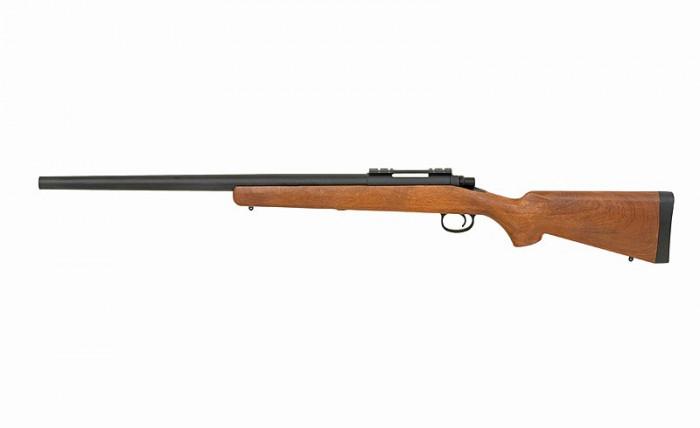 Replica Sniper CM.701 Lemn CYMA arma airsoft pusca pistol aer comprimat sniper shotgun