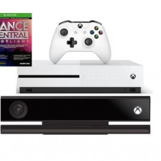 Consola Xbox One Microsoft S 1 TB + Kinect Bundle