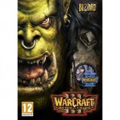 Warcraft 3 Gold Edition PC - Joc PC Blizzard, Role playing, 16+, Single player