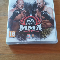 PS3 EA MMA - joc original by WADDER - Jocuri PS3 Ea Sports, Sporturi, 16+, Multiplayer