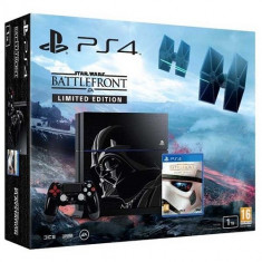 Consola PlayStation 4 Sony Limited Edition + Star Wars Battlefront Deluxe Edition