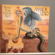 AMANDA LEAR - NEVER TRUST A PRETTY..(1978/ARIOLA Rec/RFG) - Vinil/Impecabil(NM-) - Muzica Pop