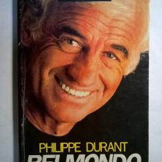 Philippe Durant - Belmondo - Carte Cinematografie