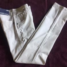 Pantaloni dama ORIGINAL MARINES, mas. 16, Marime: 40/42, Culoare: Alb, Lungi, Bumbac