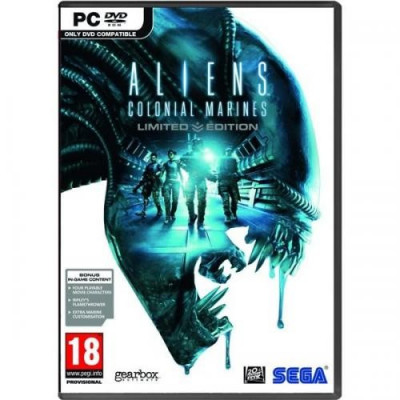 Aliens Colonial Marines Limited Edition PC foto