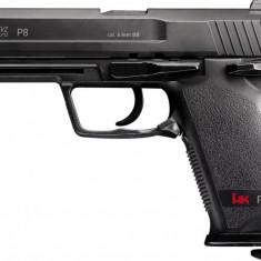 Replica Umarex H&K P8 CO2 arma airsoft pusca pistol aer comprimat sniper shotgun