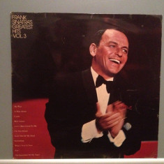 FRANK SINATRA - GREATEST HITS (1972/WARNER REC/RFG) - Vinil/Impecabil (NM) - Muzica Rock