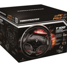 Volan Thrustmaster T100 Force Feedback PC / PS3