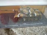 Macheta tanc T-54 - Egypt - Vitava river - 1978 scara 1:72