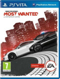 Need For Speed Most Wanted PS Vita, Curse auto-moto, 12+, Single player