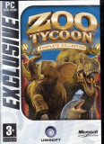 Zoo Tycoon Complete Collection, Simulatoare, Toate varstele, Single player