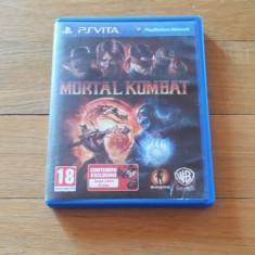 JOC PS VITA Mortal Kombat ORIGINAL / STOC REAL in Bucuresti / by DARK WADDER - Jocuri PS Vita, Sporturi, 18+, Single player