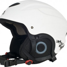 Casca ski Trespass Skyhigh Alb L