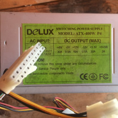 Sursa PC Delux - 400 W, 400 Watt