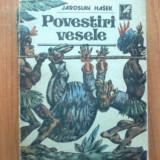 K3 Povestiri Vesele - Jaroslav Hasek - Carte educativa