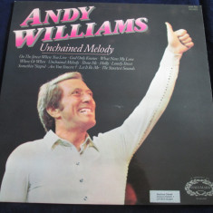 Andy Williams - Unchained Melody _ vinyl,LP,album, Pickwick(UK), VINIL