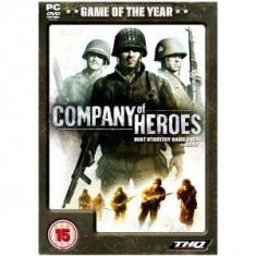Company of Heroes GOTY Edition PC - Jocuri PC Thq, Strategie, 18+, Multiplayer
