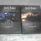Harry Potter - 16 dvd-uri, anii 1-7 subtitrate romana - Film Colectie Altele