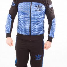 Trening Adidas Barbati allcourt albastru Primavara. Model NOU 2017 - Trening barbati, Marime: S, M, L, XL, XXL, Bumbac
