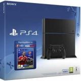 Consola PlayStation 4 Sony + joc UEFA EURO 2016