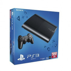 Consola PlayStation 3 Super Slim 500 GB