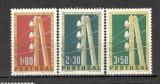 Portugalia.1955 100 ani telegraful  SP.27, Nestampilat