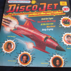 Various - Disco Jet _ vinyl, LP, compilatie anii '80 _ CBS (Germania) - Muzica Dance Altele, VINIL