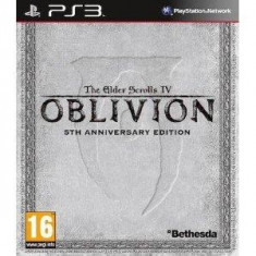 Elder Scrolls IV Oblivion 5th Anniversary Edition PS3