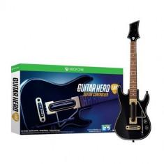 Chitara wireless Guitar Hero Live Xbox One, Controller