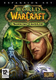 World of Warcraft: The Burning Crusade, Role playing, 16+, MMO, Blizzard