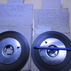 Un lot de 2 benzi rare, ciudate pt. magnetofon vechi banda