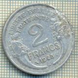 9205 MONEDA- FRANTA - 2 FRANCS -anul 1948 B - starea ce se vede, Europa