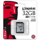 Card Kingston SDHC 32GB Clasa 10 UHS-I 45MB/s SD10VG2/32GB
