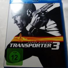 Transporter 3 - blu ray - Film actiune Altele, Engleza